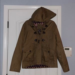 Aeropostal brown coat